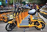 潜山将投放市民共享电动单车