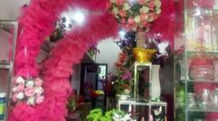 婚礼庆典用品、鲜花、装饰仿真花