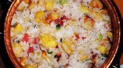 石锅洋芋焖饭
