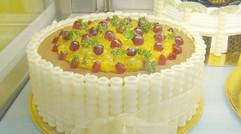 美丽的生日蛋糕