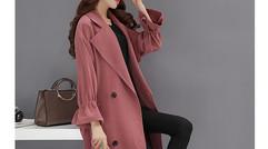 新品韩版外套工装时尚纯色春季长袖修身风学生潮外套美