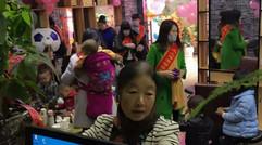 忙碌中的大上海