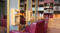 环境舒适的大上海美发店