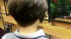 好的技艺才能做出不一样的发型(大上海美发)