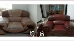 专业翻新沙发,沙发换皮换布找赤达家居服务